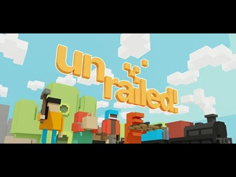 Unrailed! is Full of Charm, Super Weird and Hectic