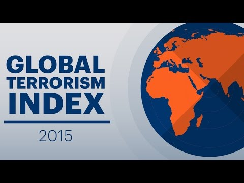 Geneva Launch of the Global Terrorism Index Report 2015