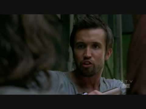 Rob McElhenney on Lost