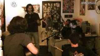 KONGOS - It's a Good Life (live acoustic on TMI KWSS 106.7fm)