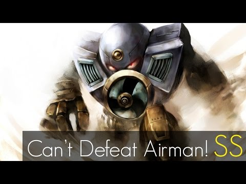 (osu!) Team Nekokan - Can't Defeat Airman [Holy Shit! It's Airman!!] By Tokaku