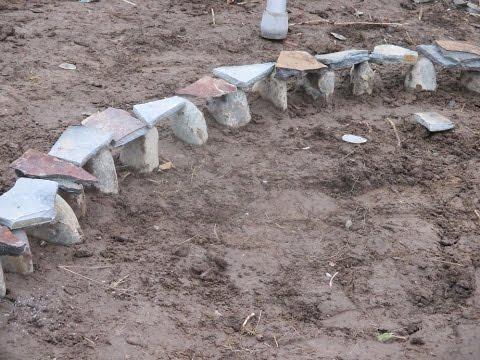 Stonehenge  Marble Arena  Project-  Progress