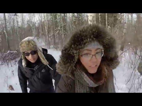Birds Hill Park: Cedar Bog Trail December 2014