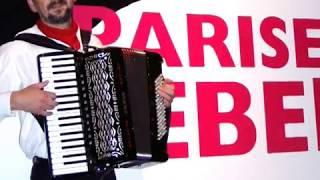 "french accordion ""Pittoresque"" de Lothar Meunier, Musette, Chanson, Akkordeon"