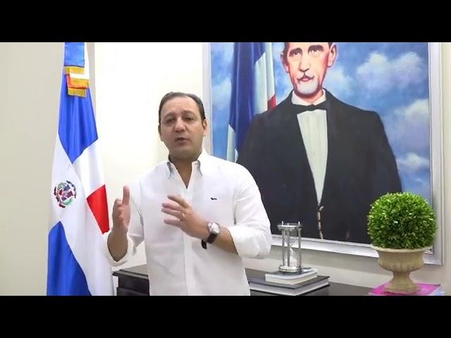 Vídeo: Abel Martínez clama por la unidad del PLD
