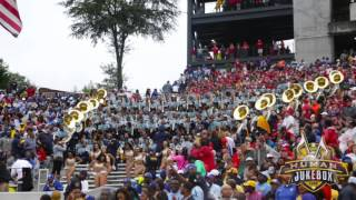 "Southern University Human Jukebox ""Yoga & March Madness"" @ UGA 2015"