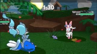 Roblox : Pokemon Brick Bronze [ Battle Colosseum ] #1