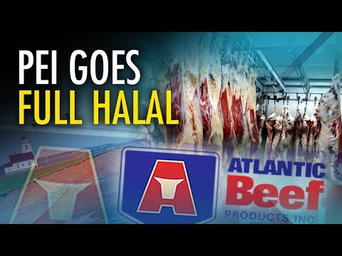"""Is Atlantic Canada's only slaughterhouse """"all-Halal""""?"""