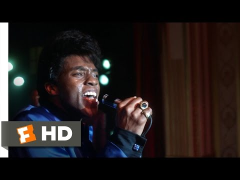 Get on Up (2014) - The Night Train Scene (6/10) | Movieclips