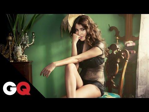 Anushka Sharma Is Lady Debauche | Photoshoot Behind-the-Scenes | GQ India