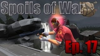 Team Fortress 2 | The Spoils of War Ep. 17: Purple Energy Bombing Run