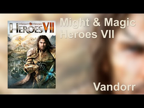 [HUN] Might & Magic: Heroes VII Magyar nyelven Vandorral