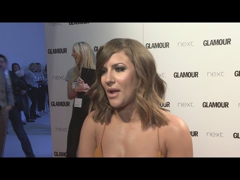 Glamour Awards 2017: Love Island's Caroline Flack coy about her personal life