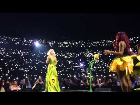 Unconditionally - Katy Perry Prismatic World Tour at the Philippine Arena