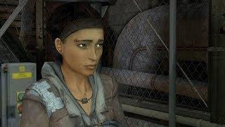 ALYX YAKALANDI !!! - Half Life 2 - Bölüm 11#