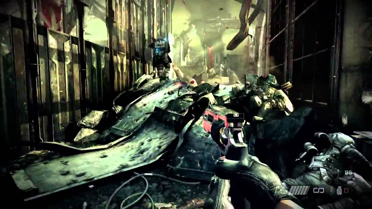 killzone 3 gameplay ps3 youtube