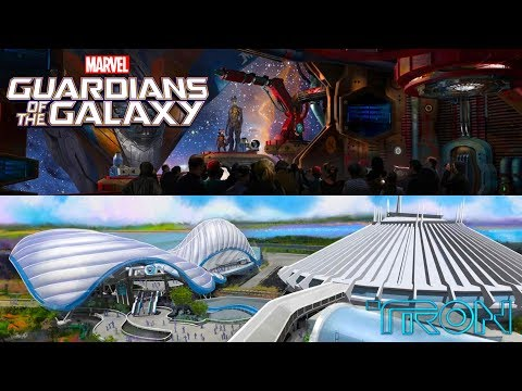Thumbnail: Top 10 NEW Attractions Coming to Walt Disney World | D23 Expo 2017