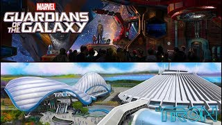 Top 10 NEW Attractions Coming to Walt Disney World | D23 Expo 2017