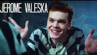 Jerome Valeska/Joker ALL BEST SCENES | Gotham (1x16 - 3x14) thumbnail