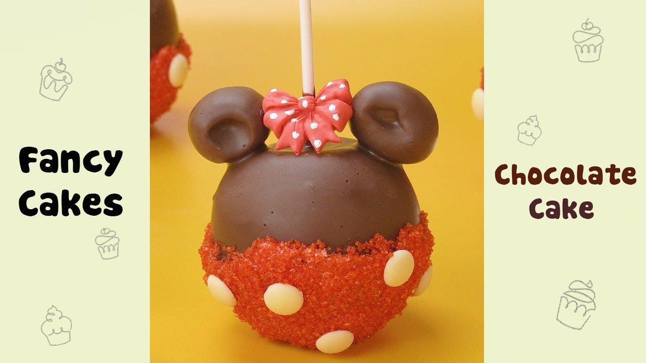 Easy Making Mickey Dessert #shorts
