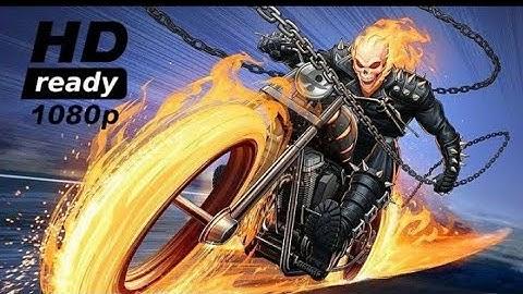 am a rider Song HD |🔥 GHOST RIDER SCENE || Gaddi Lamborghini Peele rang Di - Imran khan songs 2020