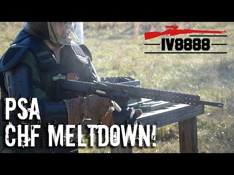 PSA CHF M4 Upper Meltdown!