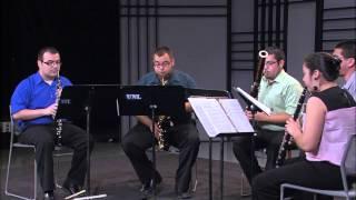 Pitchblende III, David Heetderks, Mezcolanza Reed Quintet