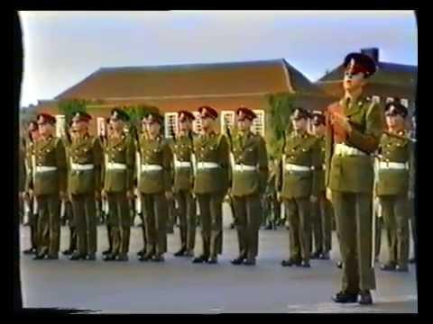 Princess Marina College 1989 Passing Out Parade 6 Div 87C
