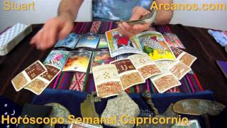CAPRICORNIO DICIEMBRE 2015 - Horoscopo Capricornio 29 noviembre 5 diciembre 2015 - ARCANOS.COM