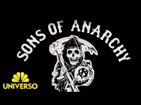 Sons of Anarchy por 1ra. vez en español