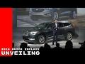 2018 Buick Enclave Unveiling