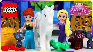 ♥ LEGO Disney Princess Rapunzel & Frozen Anna FRIENDS IN NEED (Episode 5)