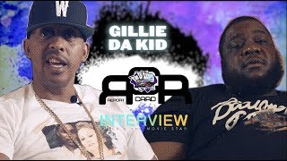 "Gambar cover Gillie Da Kid Breaks His Silence On AR-AB Arrest ""30 Years is Life When Your 35"""