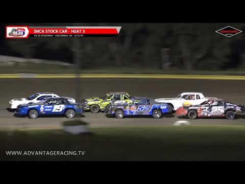 Stock Car Heats - US 30 Speedway - 9/13/19