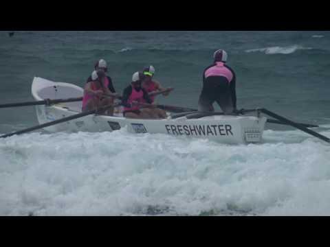 Newport Surf Boat Carnival -Freshwater - 4K