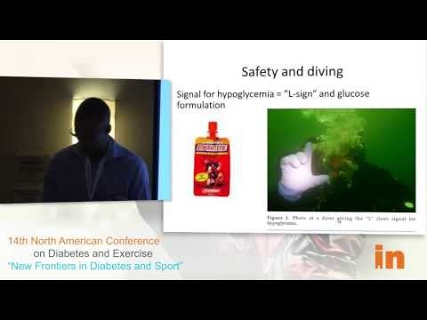 INNAC 2013: Diabetes and Extreme Sports; from Scuba to Skydiving; Johan Jendle, MD, PhD