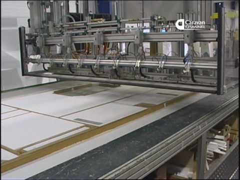 Bailey Alu Tech Body Panel Construction Pt 1 Youtube