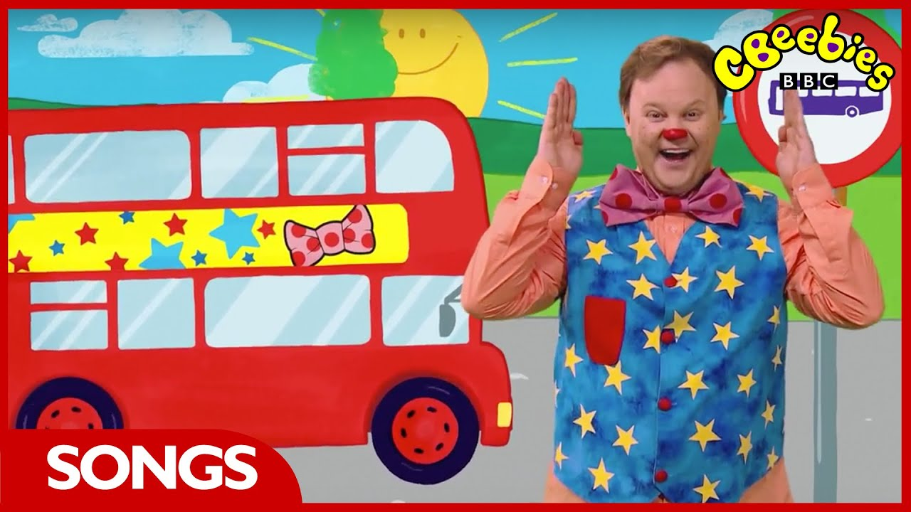 Cbeebies something special wheels on the bus nursery - Something special ...