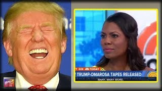 "After Omarosa ""Bombshell"" Tapes Flop She Gets CRUSHING News From Trump Family"