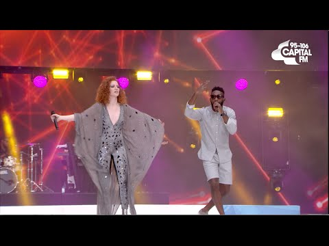 Jess Glynne Ft. Tinie Tempah - 'Not Letting Go'  (Summertime Ball 2015)