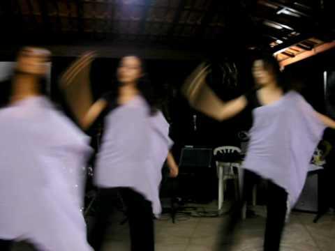 wellen, Paula e Marla coreografia