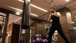 Serbian Kicking Workout Scott Adkins