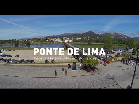 Ponte de Lima - The Oldest Town in Portugal