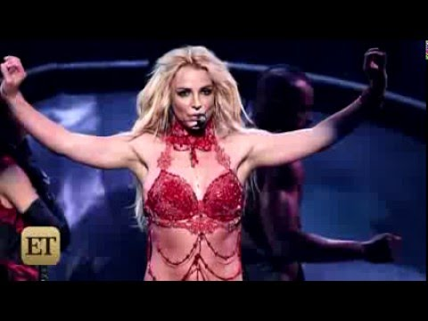 Download Youtube: Britney Spears Red Hot Opening Billboard Music Awards 2016  ET Online