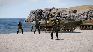 ArmA 3 Zombies [Beach Front]