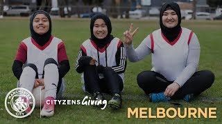 CITYZENS GIVING   Choose Your Cause   Melbourne