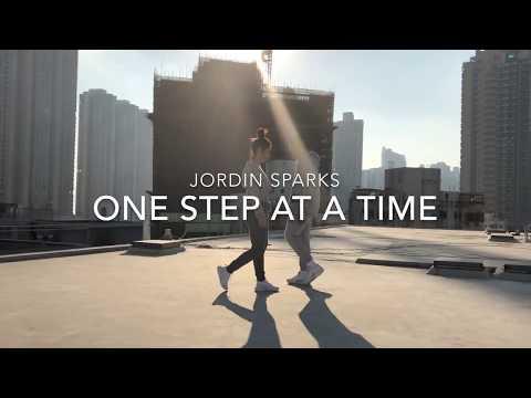Jordin Sparks - One Step At A Time    Dance Concept Video