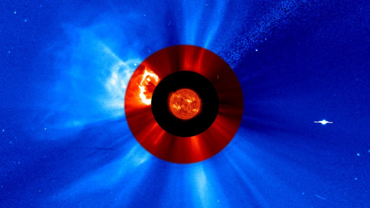 NASA | NASA's Heliophysics Fleet Captures May 1, 2013 Prominence Eruption and CME
