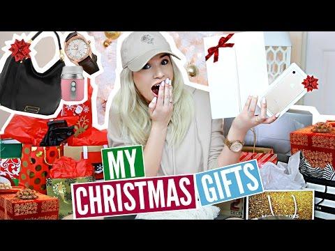 WHAT I GOT FOR CHRISTMAS 2016! Designer handbag, Michael Kors, Clarisonic & MORE!