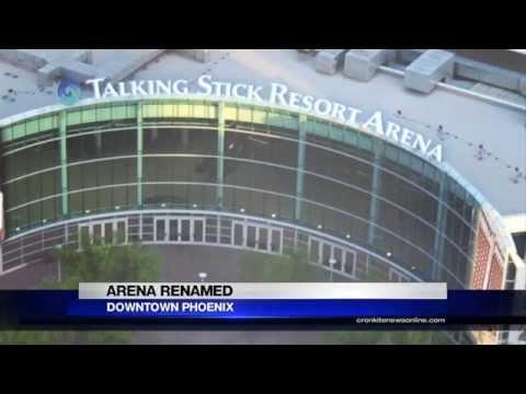 Farewell US Airways Center, hello Talking Stick Resort Arena